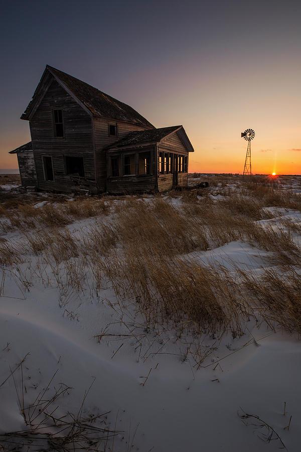 Esmond Photograph - Shadow On The Sun by Aaron J Groen