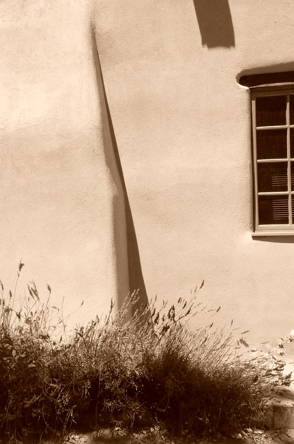 Shadows and Light in Santa Fe by Susie Rieple