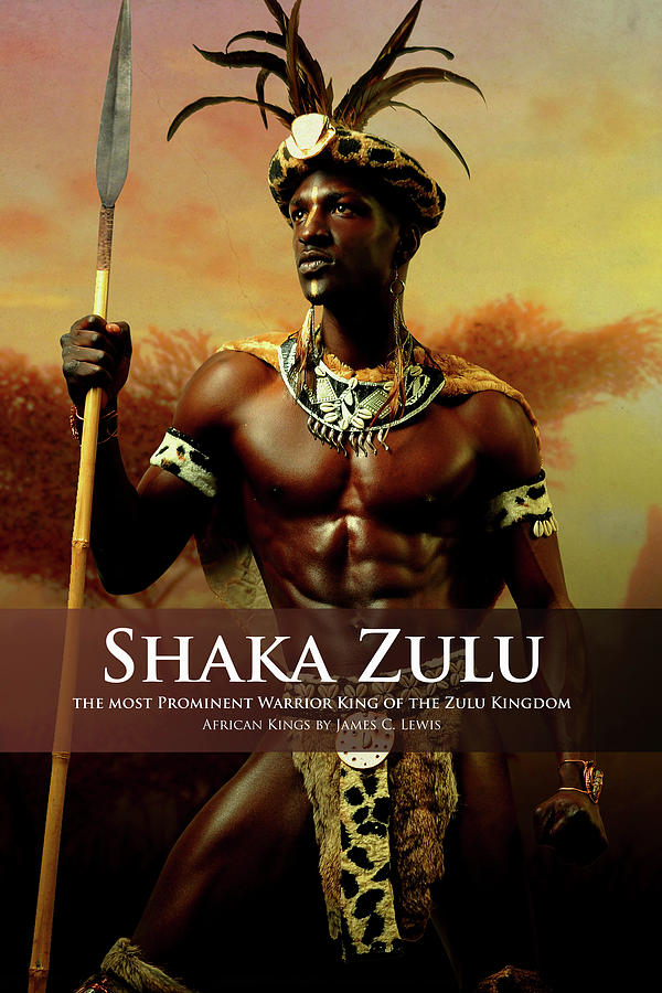 Shaka Zulu Photograph By African Kings
