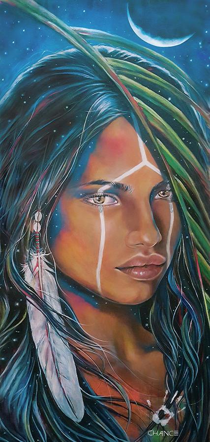 Shamanic Feelher by Robyn Chance