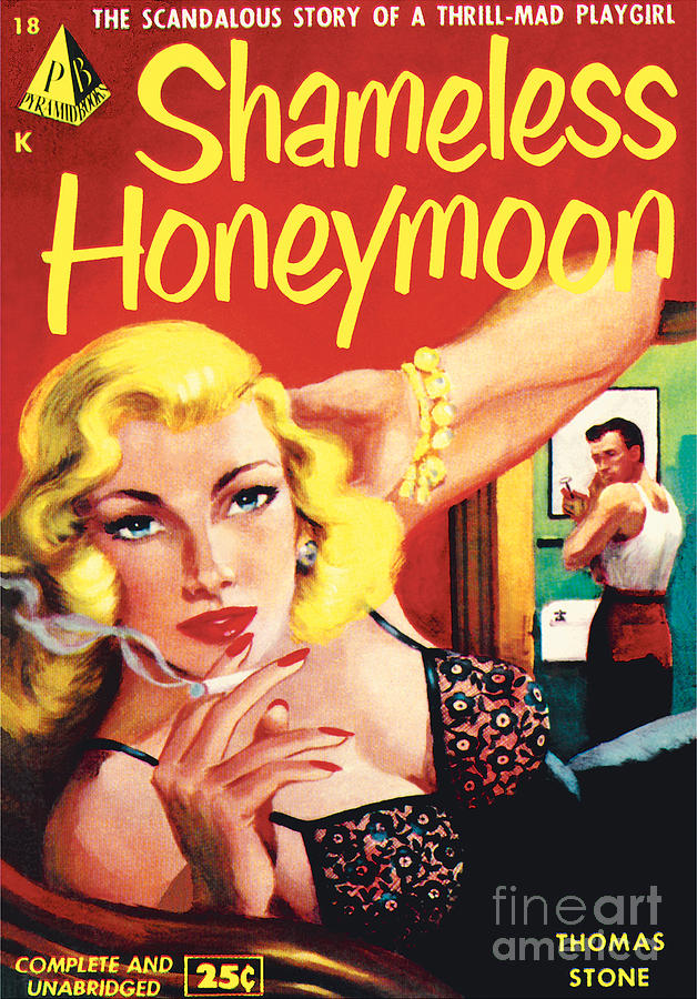 SHAMELESS HONEYMOON by unknown artist