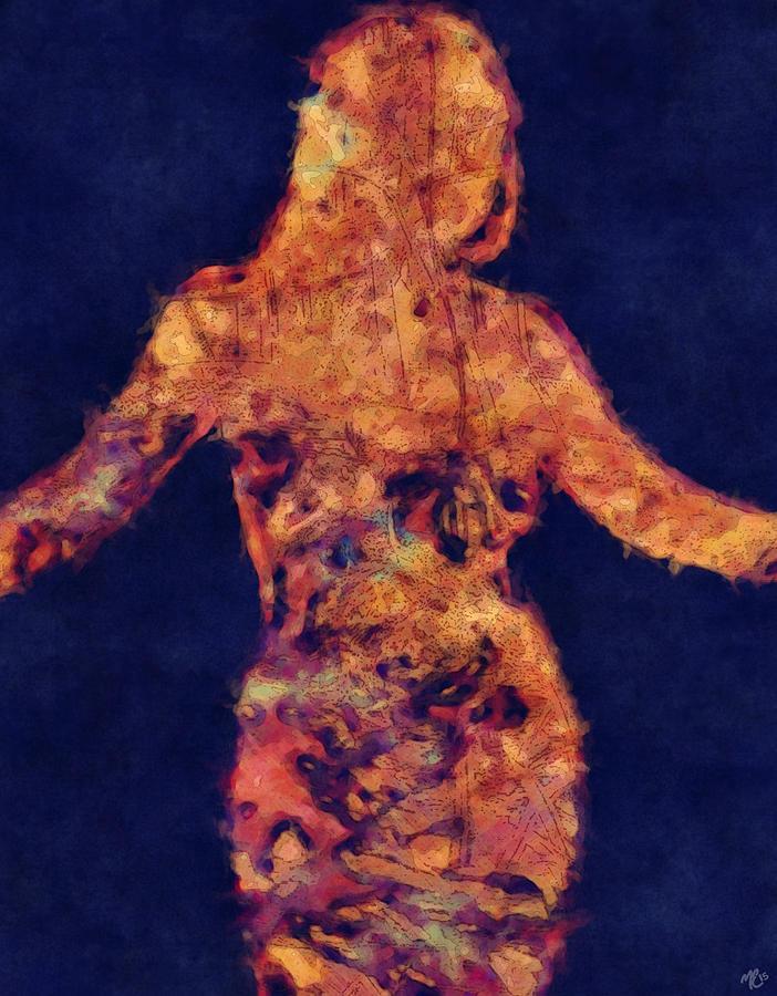 Shape of a Woman by Maynard Ellis
