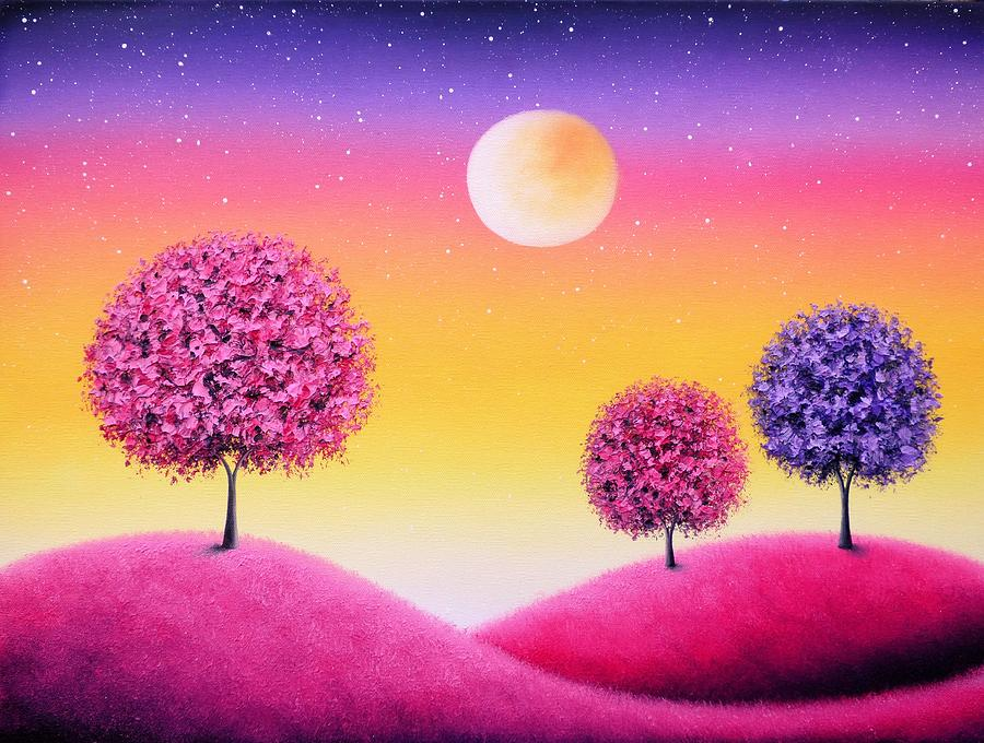Share The Nights Painting