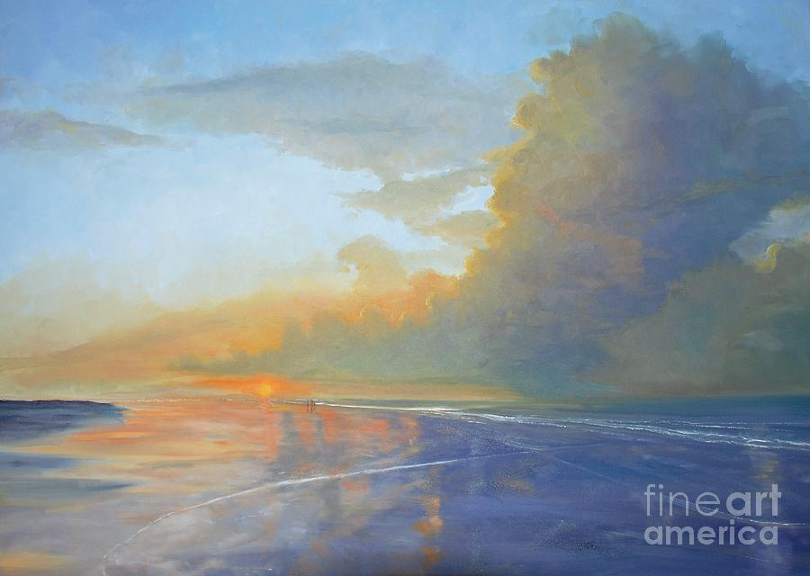 Sharing Sunrise by Keith Wilkie