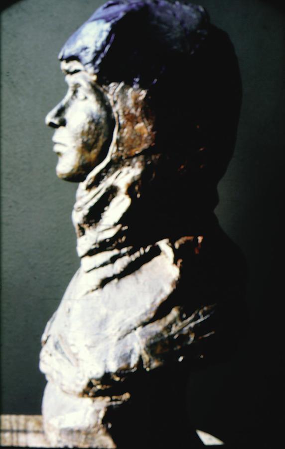 Human Figure Sculptures Sculpture - Sharrinni by Sarah Biondo