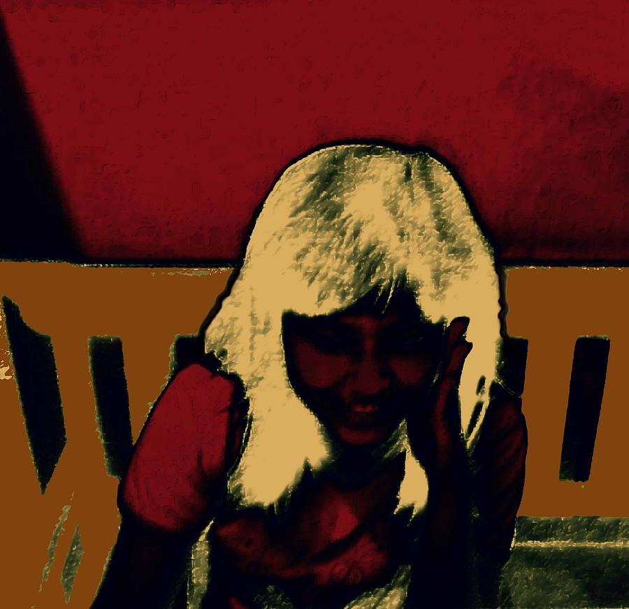 Photo Manipulation Digital Art - She Smils by Bayu Cahayahari