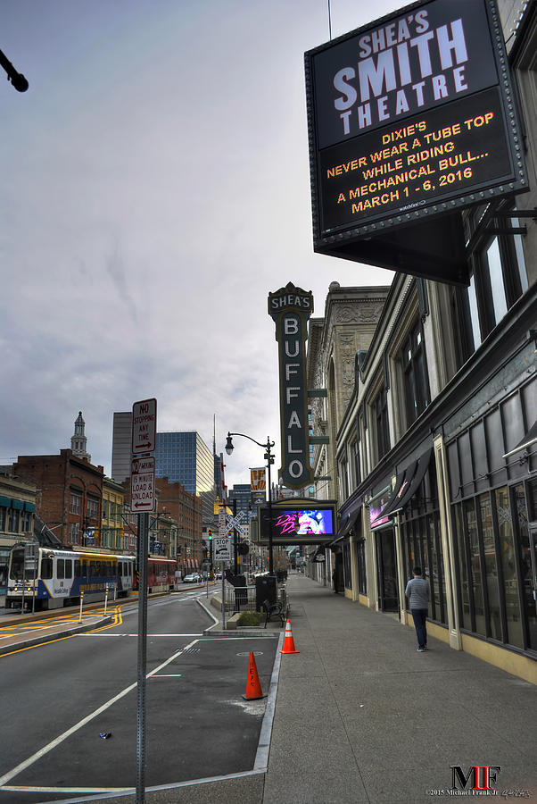 Smith Theater in Buffalo | Smith Theater 660 Main St ...
