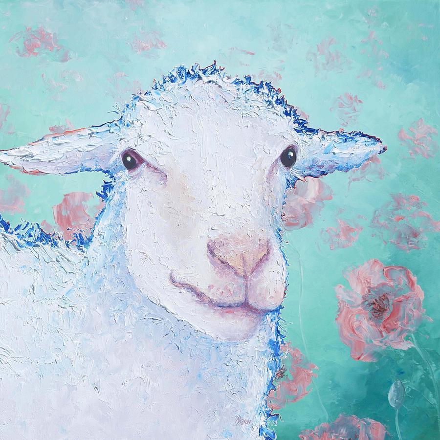овцы рисунок красками возрасте тридцати лет