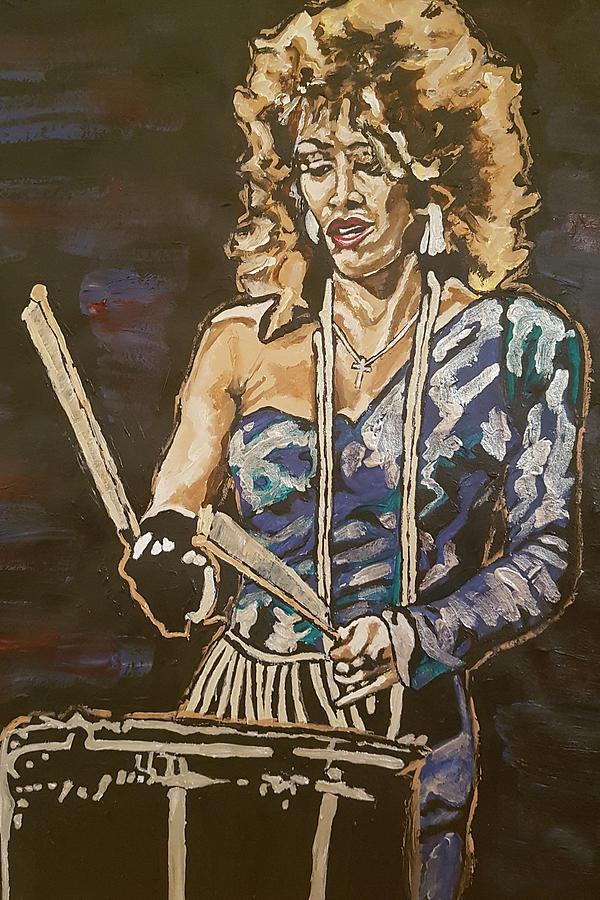 Sheila E by Rachel Natalie Rawlins