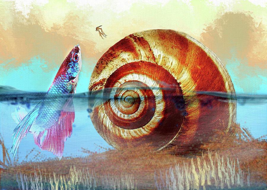 Shell Fish by Bill Johnson