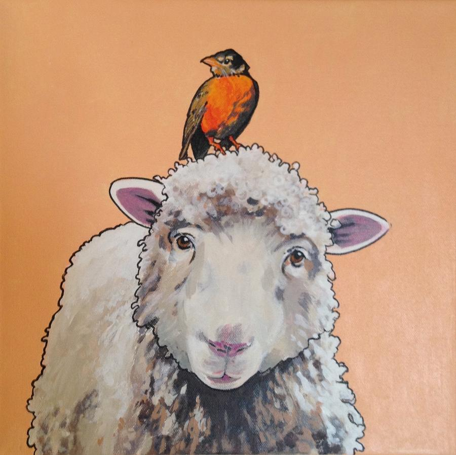 Shelley the Sheep by Sharon Cromwell