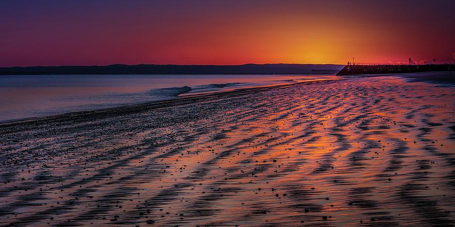 Shelly Beach - Hervey Bay by Michael Lees