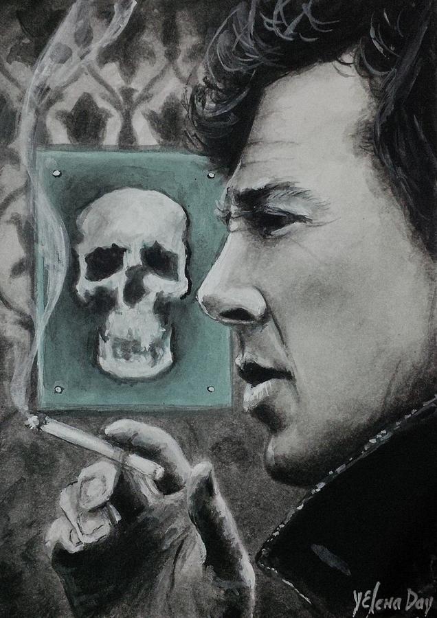 Sherlock Painting