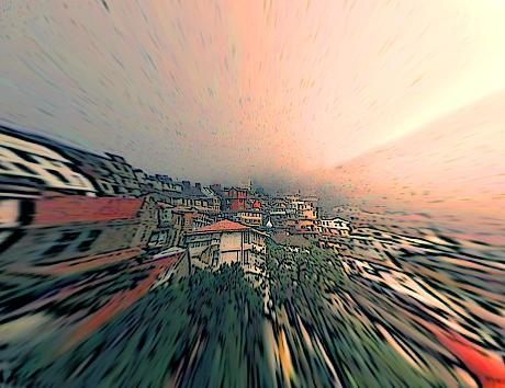 Shimla Photograph - Shimla by Padamvir Singh