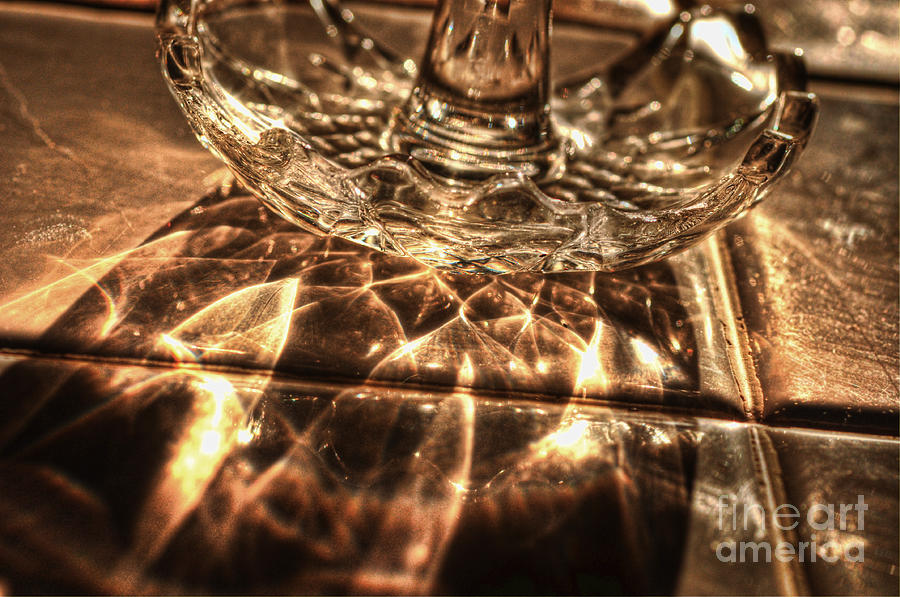 Shimmer Photograph - Shimmer by Chris Fleming