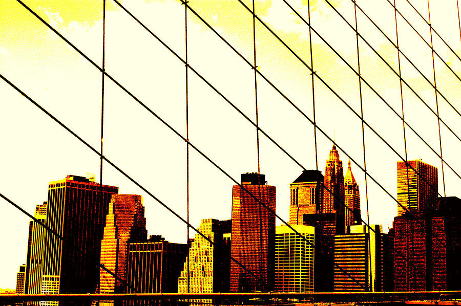 Nyc Photograph - Shine by Emily Stauring
