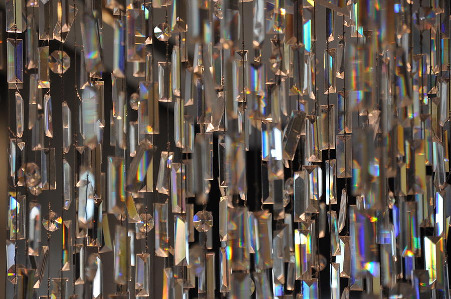 Crystals Photograph - Shiny Object Syndrome by Greg McDonald