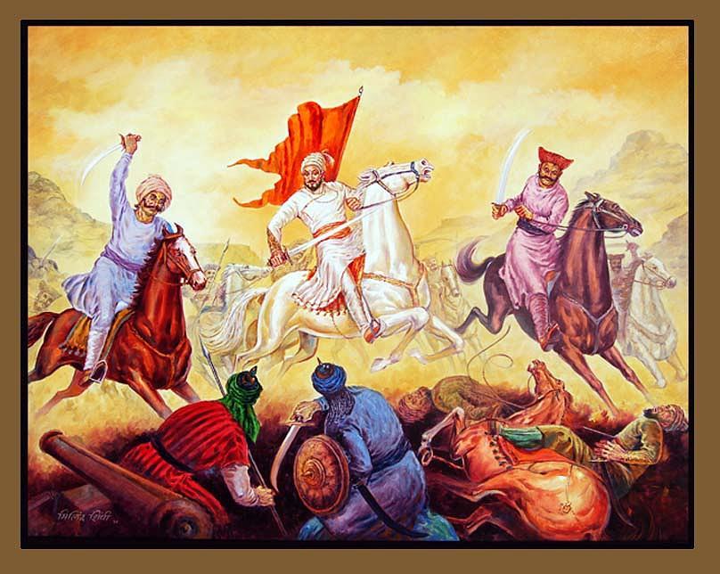Amazon.com: Shivaji: Hindu King in Islamic India