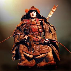 Shogun Photograph - Shogun by Richard Nodine
