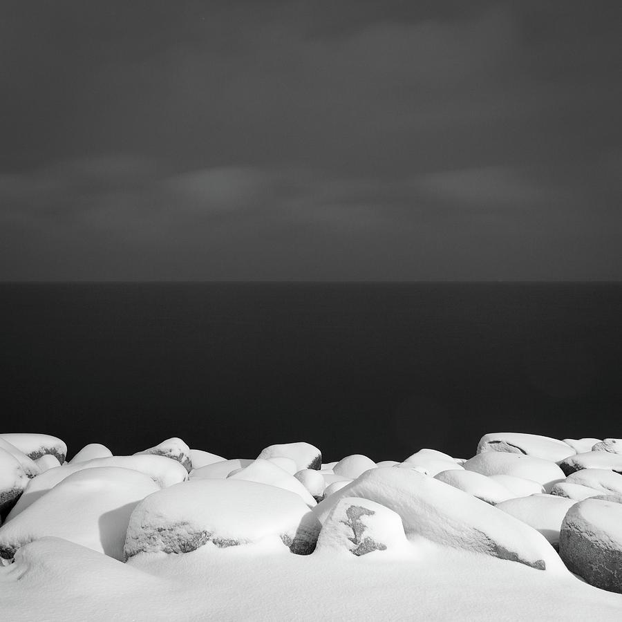 Sea Photograph - Shore by Michael Lerman