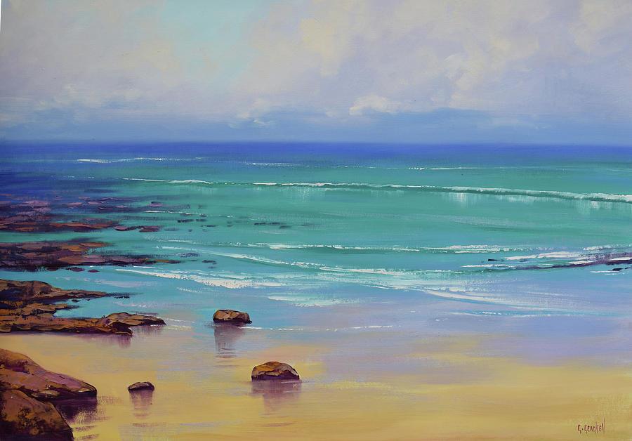 Shoreline Colors Painting