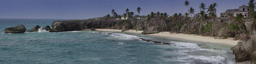 Caribbean Photograph - Shores Of Barbados by Andrew Soundarajan