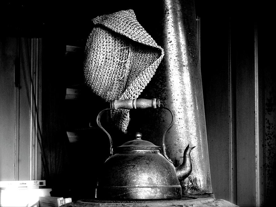 Tea Kettles Photograph - Short And Stout by Mike Justice