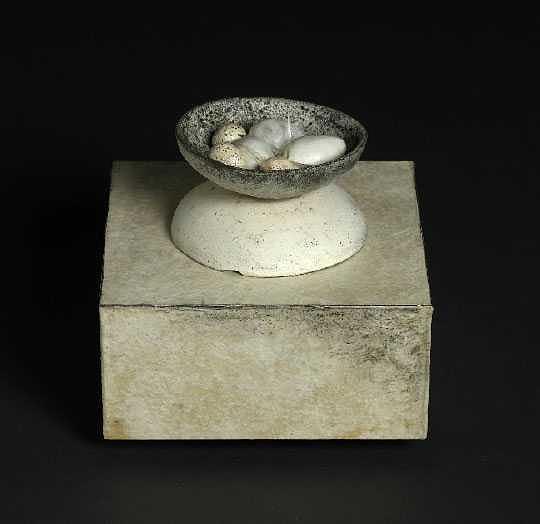 Wood Sculpture - Short Story 4 by Chantal Maltais Oei