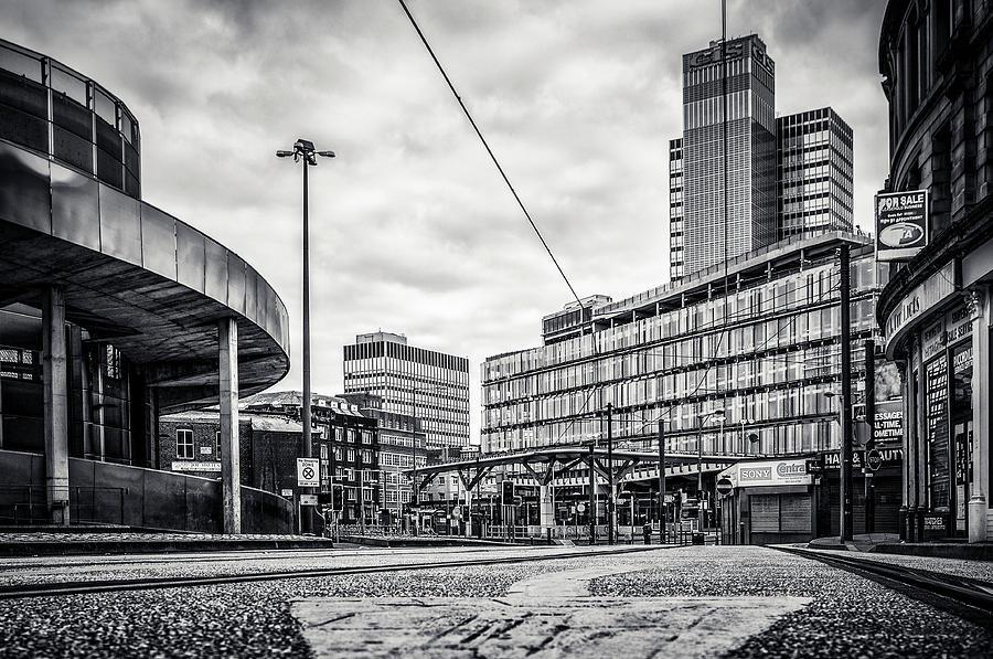 Shudehill, Manchester by Neil Alexander