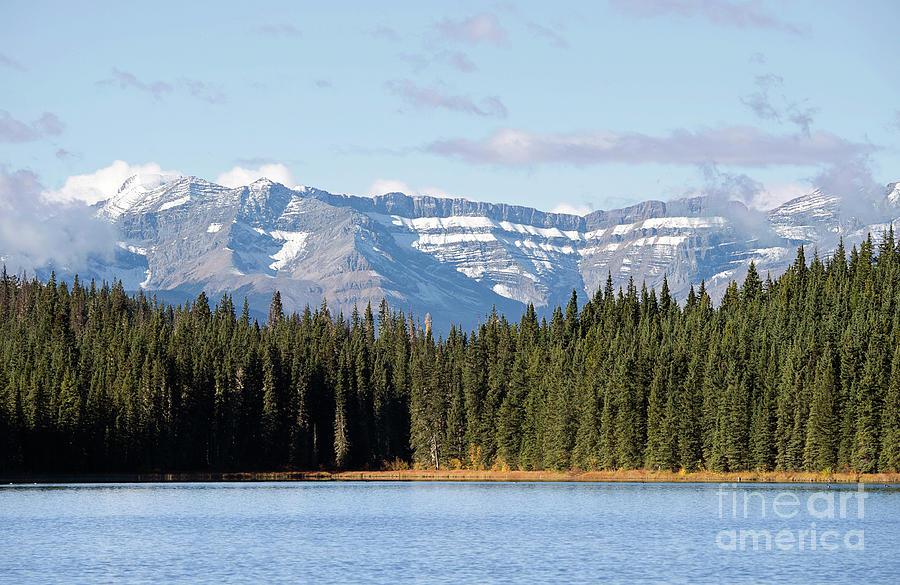 Shunda Lake  by Shannon Carson