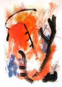 Siempre Es Asi Painting by Emilio B Campo- Diaz
