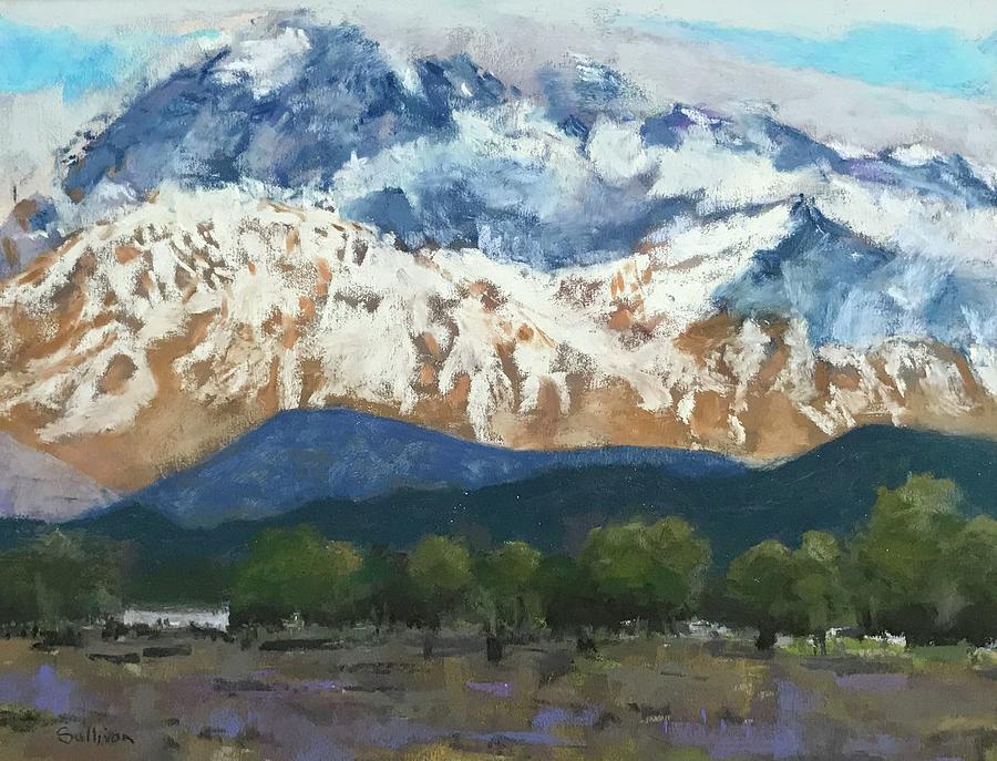 Sierra Morning by Dennis Sullivan