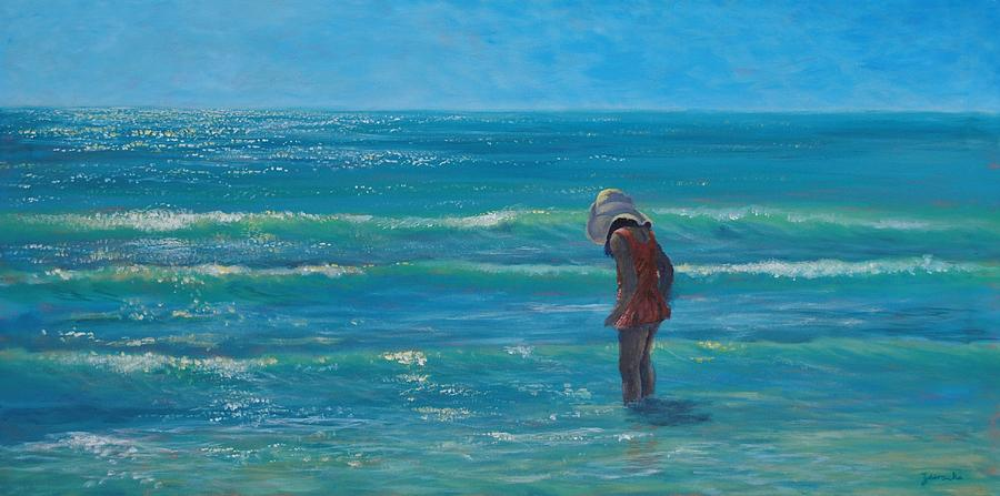 Siesta Key Searching by Alan Zawacki