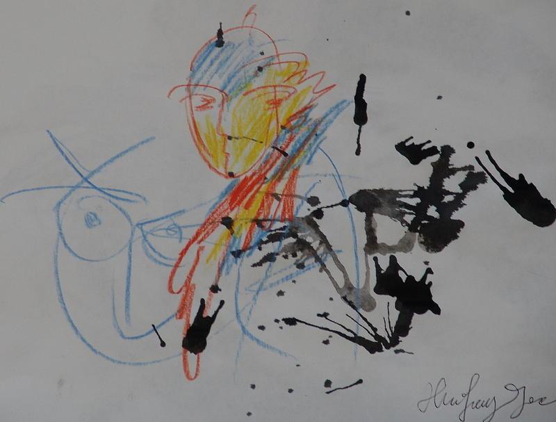 Sight Painting by Feng Jie Hu