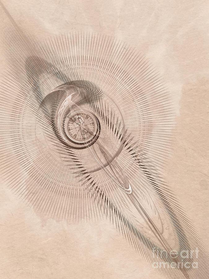 Sigil Digital Art - Sigil by John Edwards