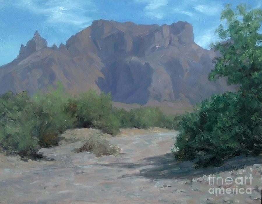 Signal Butte  by James H Toenjes