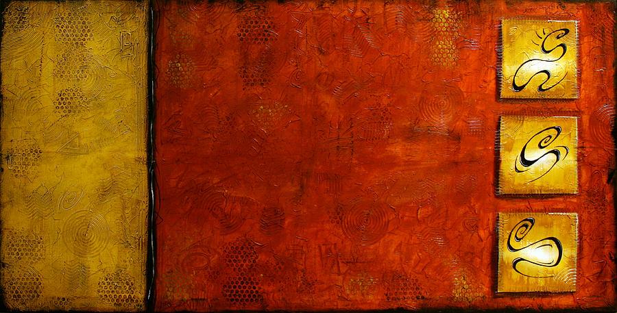 Contemporary Painting - Signs by Jacob Pazera