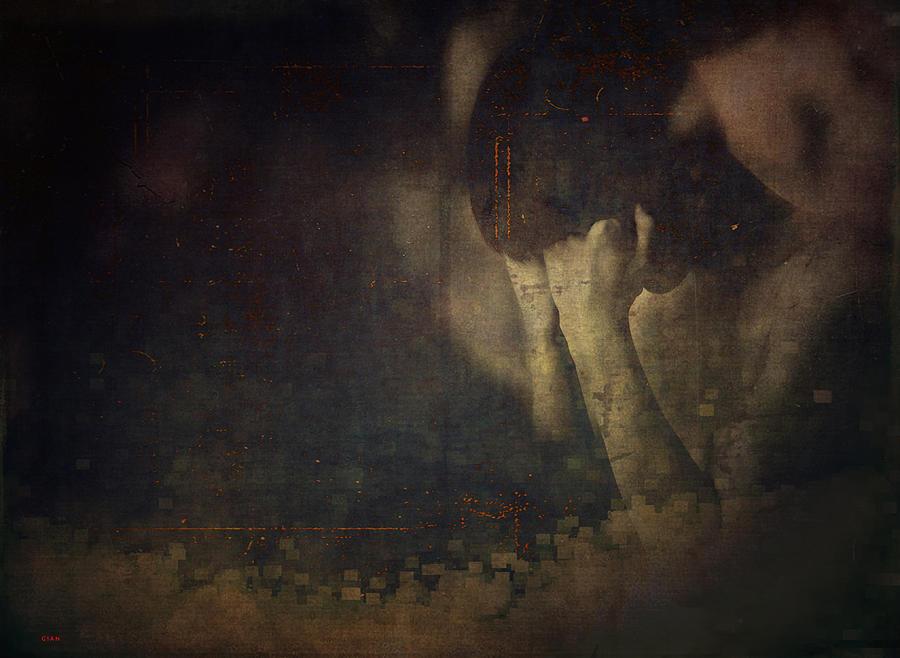 Photo Photograph - Silence by Gianmario Masala