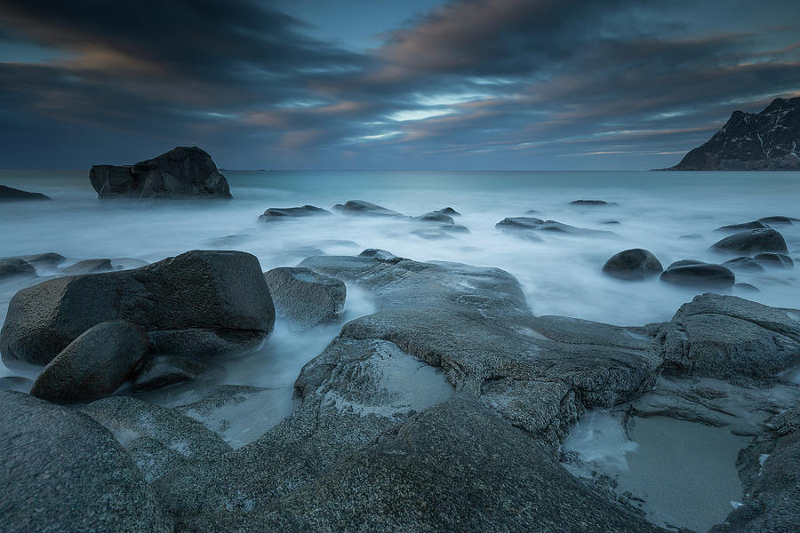 Lofoten Photograph - Silence by Tomasz Slawinski