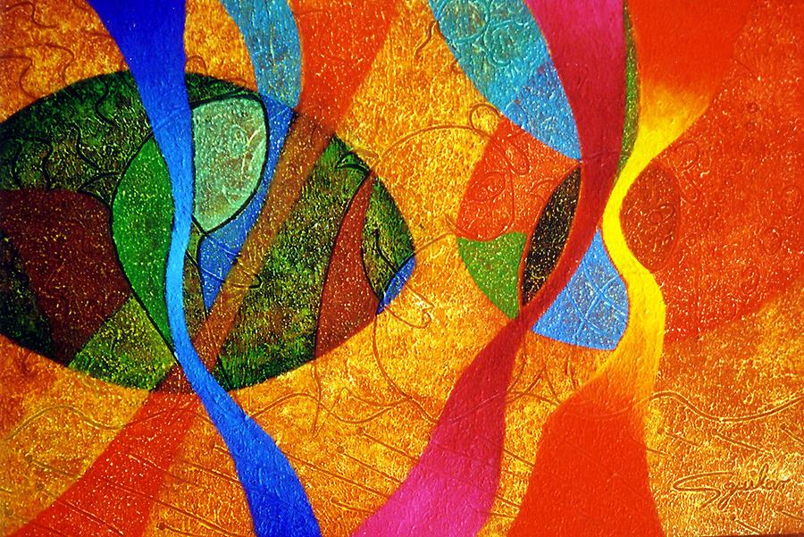 Artist Painting - Silencio by Aguilar Martinez