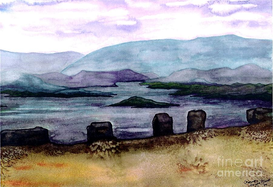 Silent Sentinels by Patricia Griffin Brett