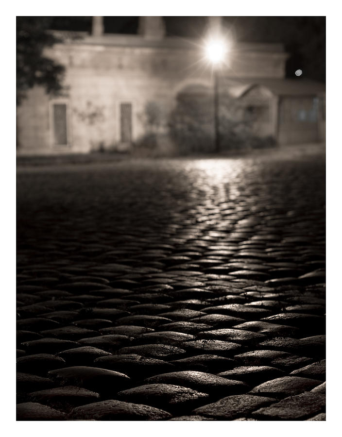 City Photograph - Silent Song Of An Old City by Sergey  Chekh