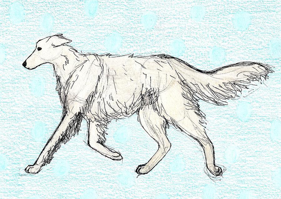 Silken Windhound by Brittany Dorris