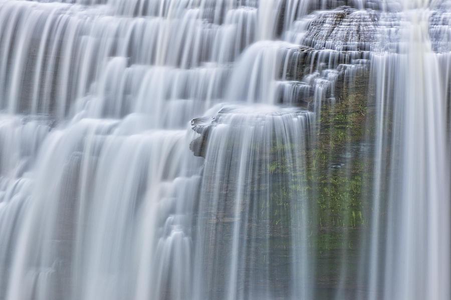 Silky Waters by Jim Vallee
