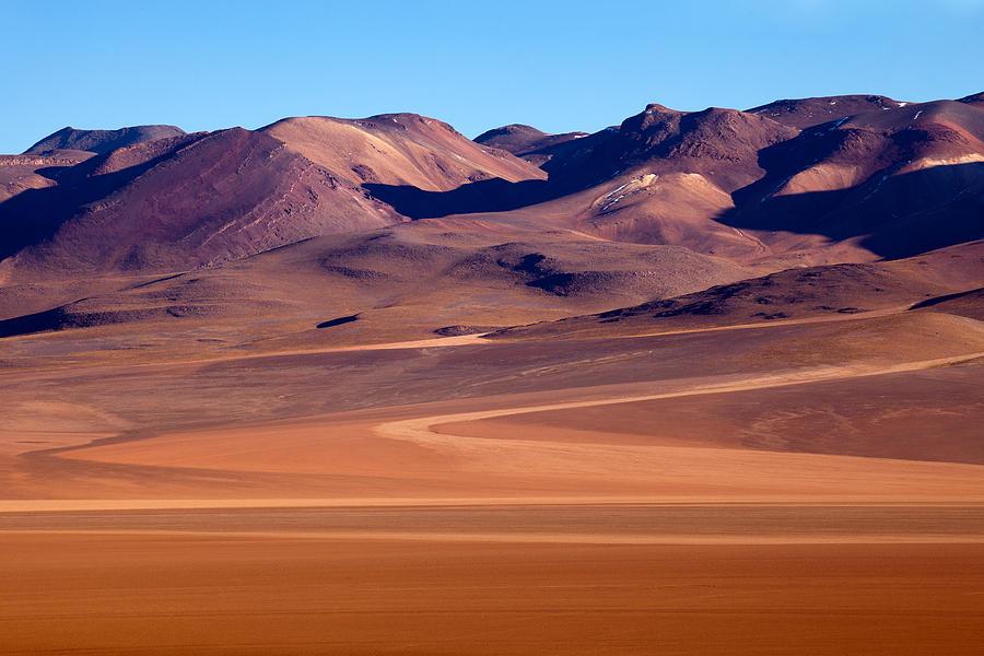 Siloli Desert by Aivar Mikko