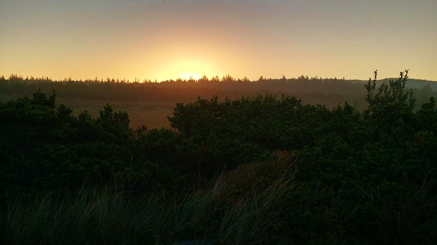 Siltcoos Sunrise by Liz Snyder