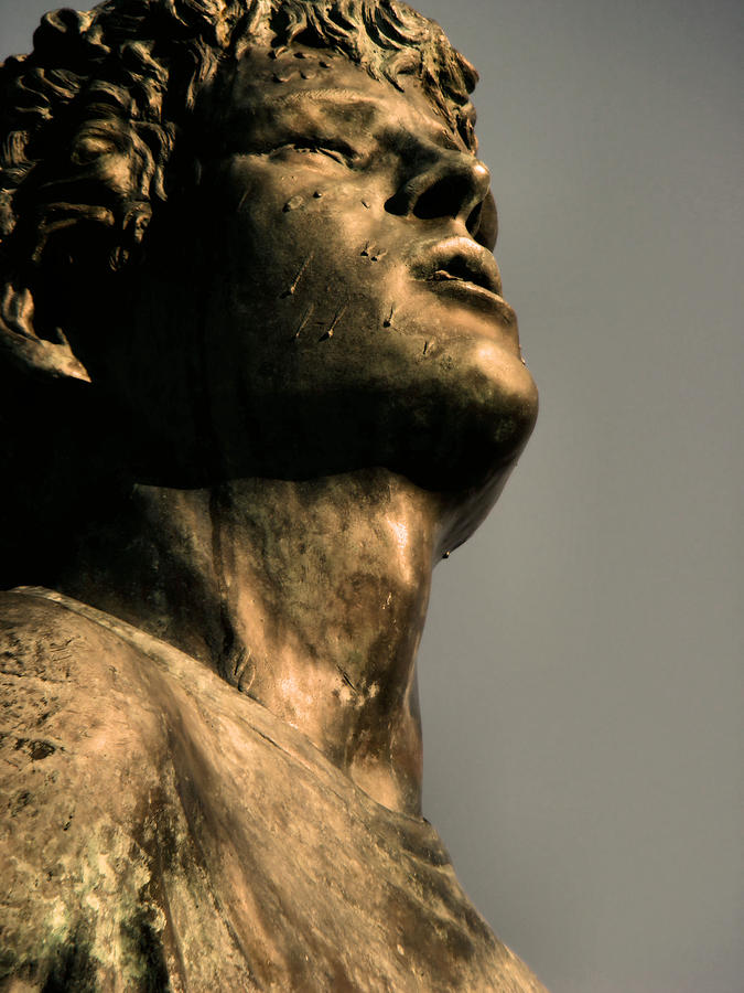 Terry Fox Digital Art - Silver And Bronze by Tingy Wende