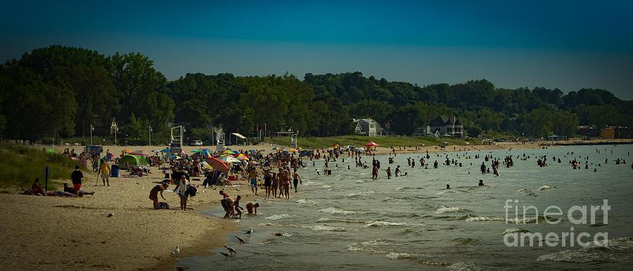 Silver Beach St  Joseph Michigan