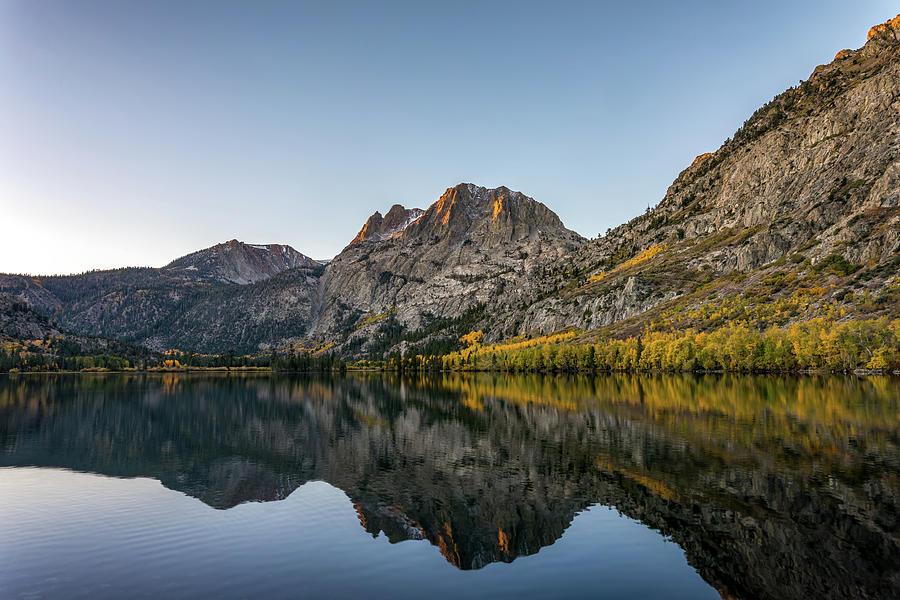 Silver Lake Photograph - Silver Lake At Sunrise by K Pegg