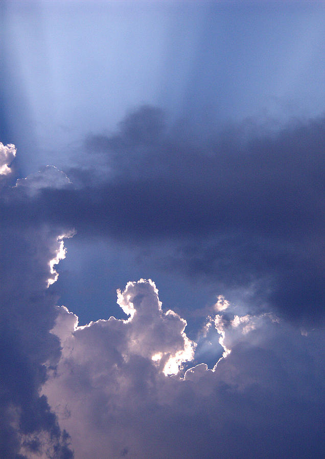 Silver Lining Photograph - Silver Lining by Nicole I Hamilton